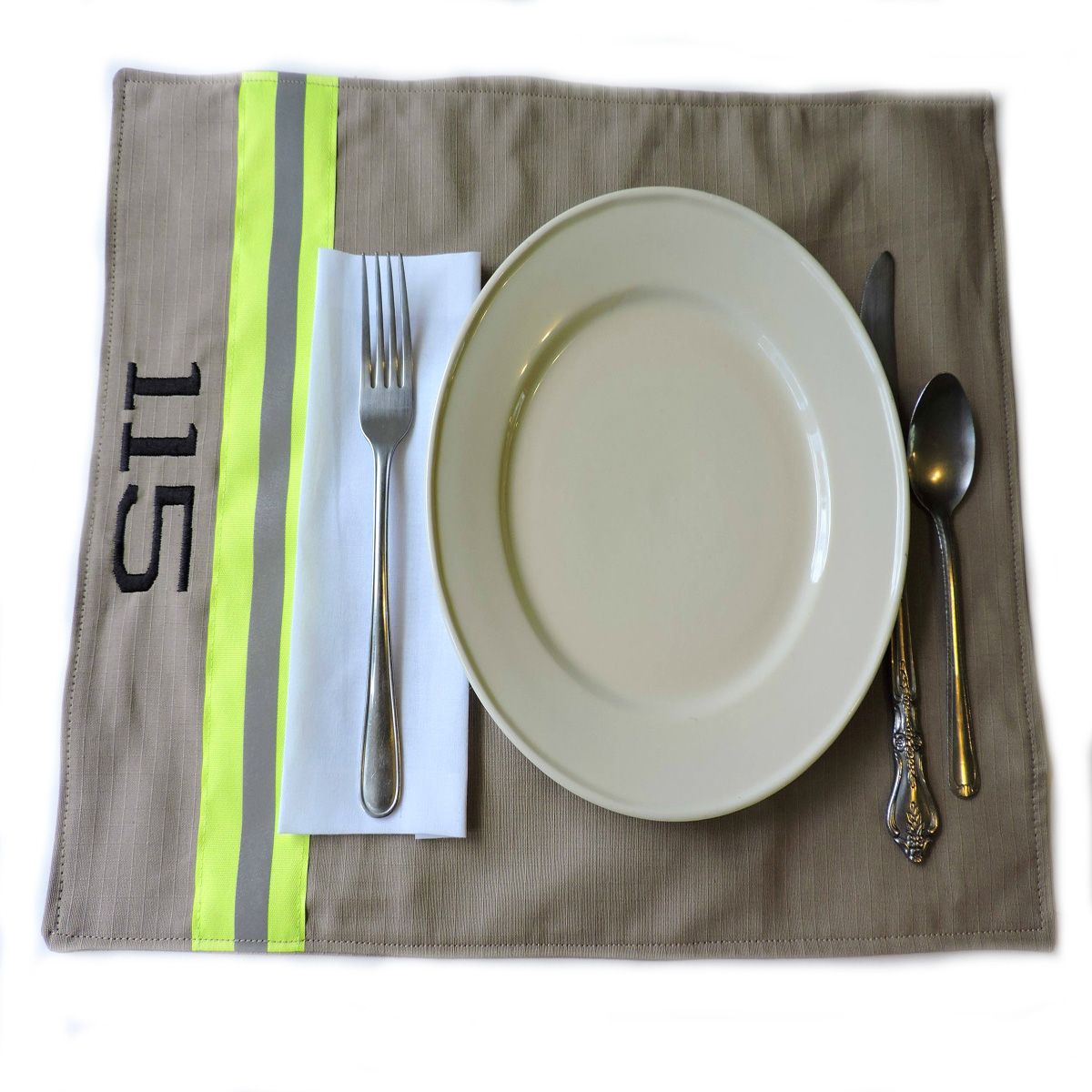 Firefighter-placemats