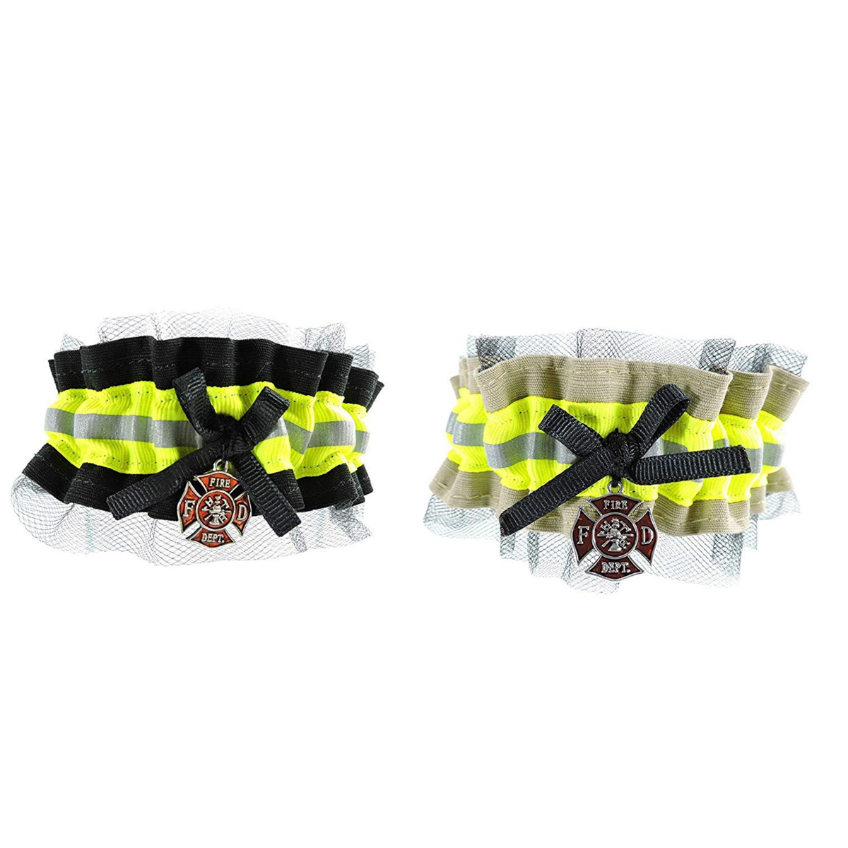 firefighter-wedding-garter-with-lace-single