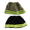 Firefighter Toddler skirt