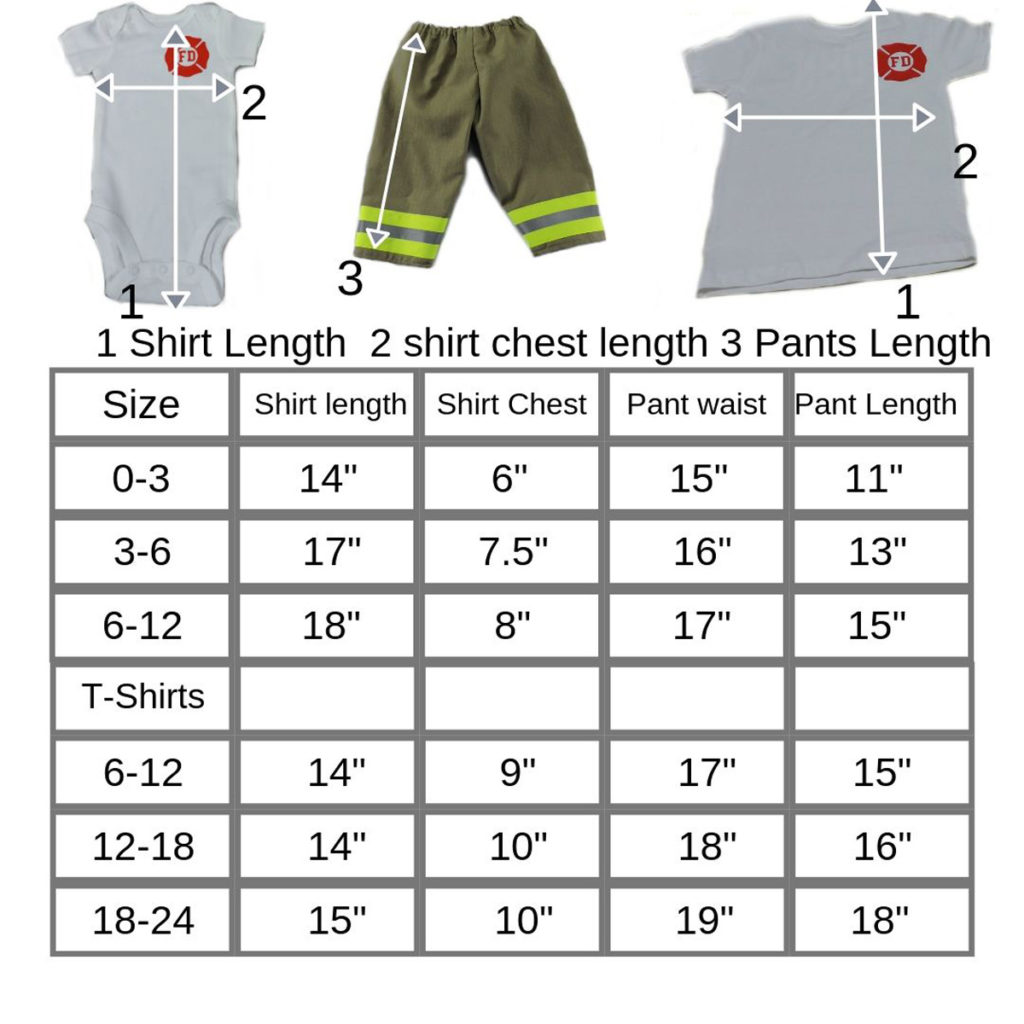 Infant-fireman-outfit-size-chart